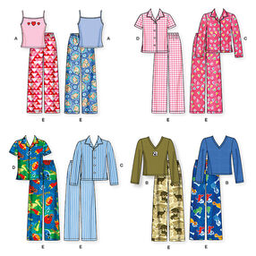 Child's, Girls' and Boys' Separates