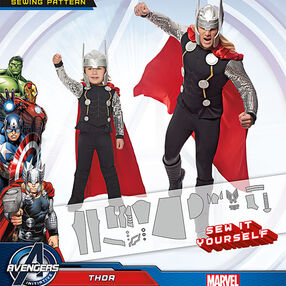 Thor Costume for Men and Boys