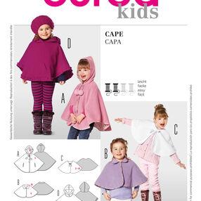 Burda Style Cape