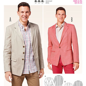 Burda Style Menswear, Sportswear