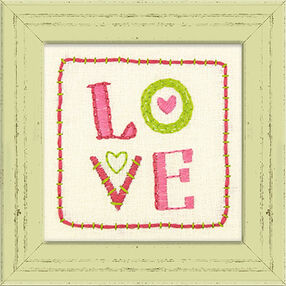 Love, Embroidery_71-06248
