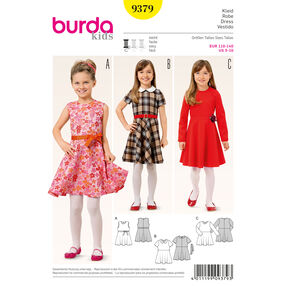 Burda Style Pattern 9379 Dress