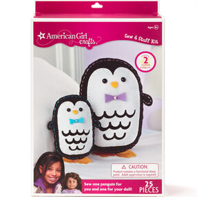Penguins Sew & Stuff Kit_30-677364