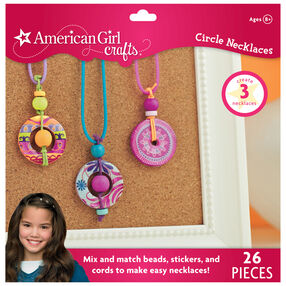 Circle Necklaces Kit_30-669635