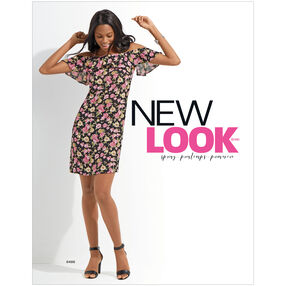 Spring 2017 New Look Pattern Catalog