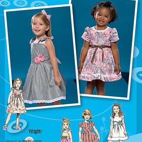 Toddler's and Child's Dresses