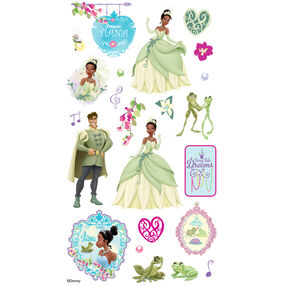 Princess And The Frog Flat Stickers_53-00028