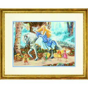 Fairytale in Counted Cross Stitch_70-35319