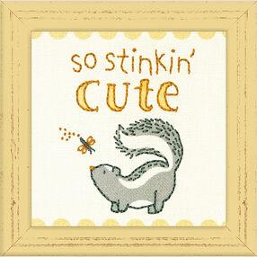 So Stinkin' Cute, Embroidery_71-06252