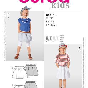Burda Style Skirt