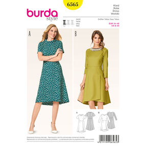 Burda Style Pattern 6565 Dress