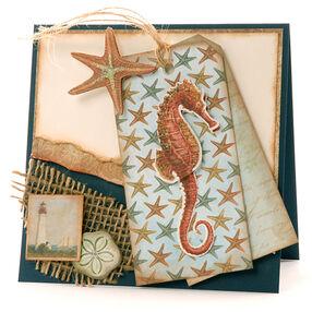Seaside Greeting Card