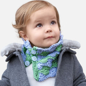 Crochet Cozy Kid Cowl