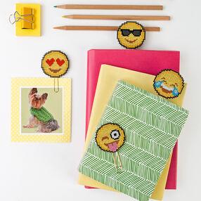 Cross Stitch Emojis
