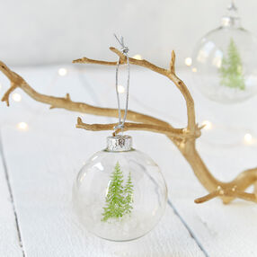 Pine Tree Ornaments