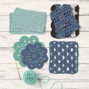 Crochet Sampler Swatches