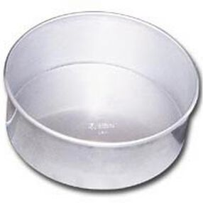8 x 3 in. Deep Decorator Preferred Round Pan