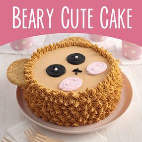 THE WILTON METHOD | BEARY CUTE CAKES