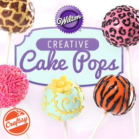 THE WILTON METHOD | Creative Cake Pops with Valerie Pradhan
