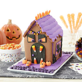 Frightfully Fun Halloween Cookie House #1
