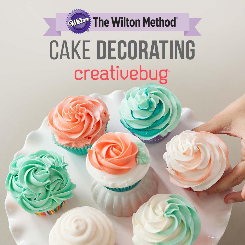 Cake Decorating Classes Victoria