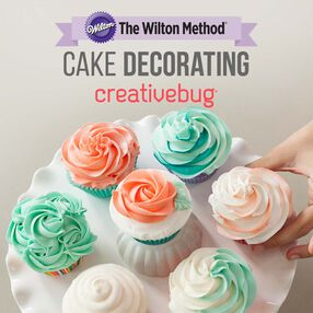 Cake Decorating Classes Free : Online Baking and Decorating Classes Wilton