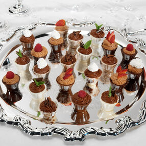 Candy Cordials and Liquor Cups