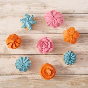 Garden of Flowers Cupcakes
