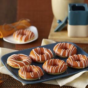 Pumpkin Spiced Baked Doughnuts