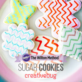 THE WILTON METHOD | Sugar Cookies presented by Creativebug