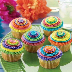 Celebrate Cinco De Mayo Cupcakes