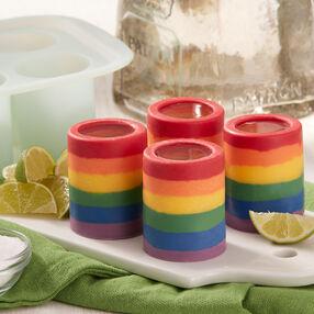 Candy Rainbow Shot Glasses