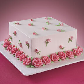 Flowers Cake Design Student Kit : Flowers & Cake Design Student Kit Wilton