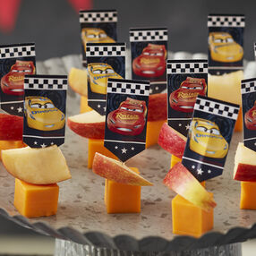 Cars 3 Nutritious Fun Pix Snacks